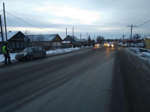 В селе Кашино под колесами автомобиля погиб пешеход