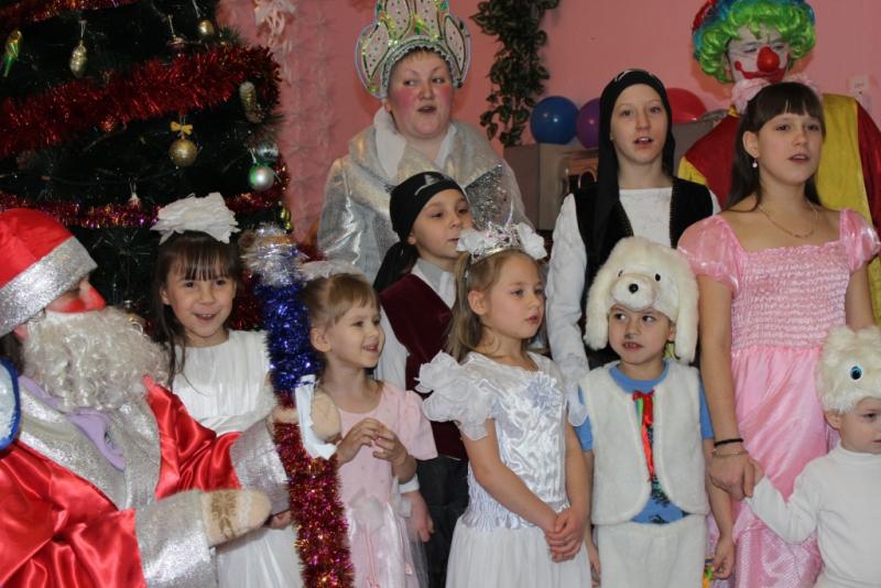 В преддверии Рождества «Полицейский Дед Мороз» навестил ребят из социально-реабилитационного центра в Красноуральске