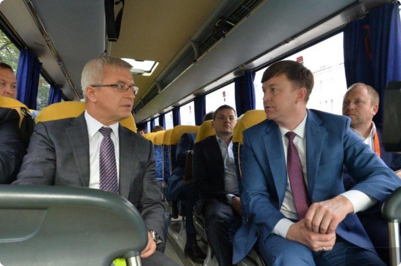 Росавтодор проинспектировал екатеринбургские дороги