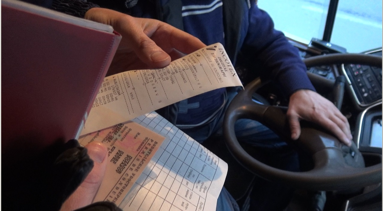 ГИБДД начала массовые проверки автобусов в Свердловской области