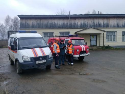 В свердловском селе произошла авария на газопроводе. Из школы и детского сада эвакуировали детей