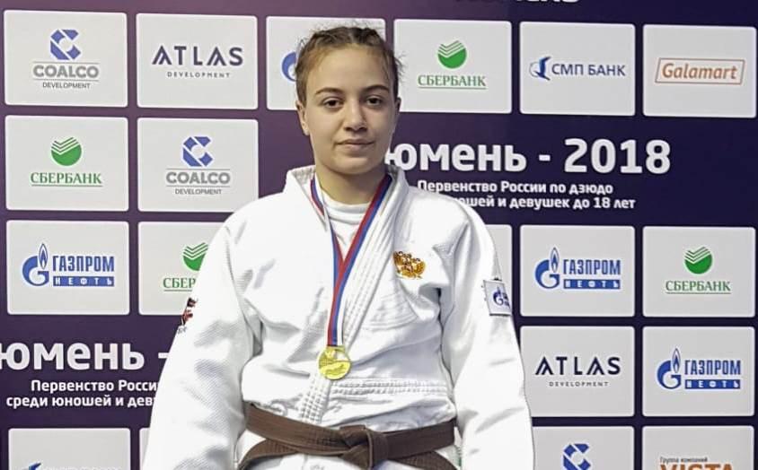 Свердловские дзюдоисты завоевали три медали на первенстве России среди юниоров