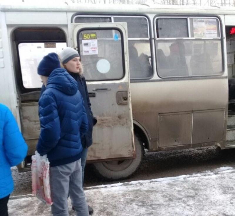 В Каменске-Уральском в салоне автобуса 19-го маршрута произошла резня