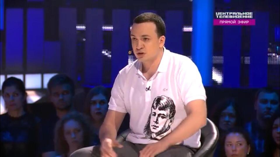 Депутат Госдумы Дмитрий Ионин рассказал об истории с автоматом в эфире федерального телеканала. «Сделал глупость и готов за это отвечать»