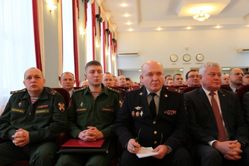 Свердловская область занимает шестое место в стране по раскрытию преступлений
