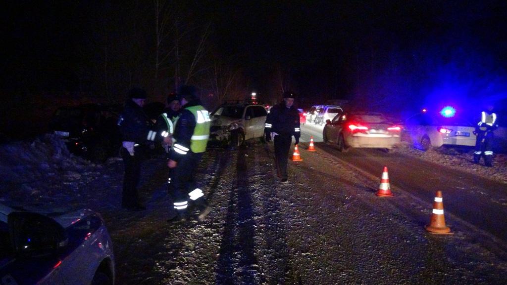 В ГИБДД сообщили подробности смертельной аварии на окраине Екатеринбурга